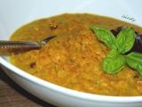 Čočkovo-kokosová kari polévka recept