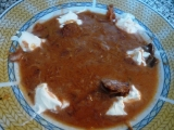 Červenobílá zelňačka recept