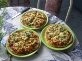 Pizza Margherita recept