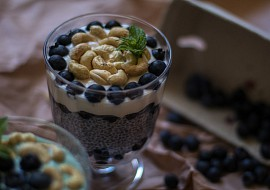 Chia pudink s baobabem recept