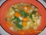 Zeleninová polívečka na rychlo recept