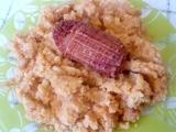 Červené brambory recept