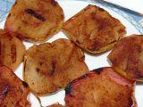 Grilované jablíčko v medově skořicové peřince recept