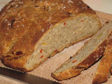 Paprikový chleba