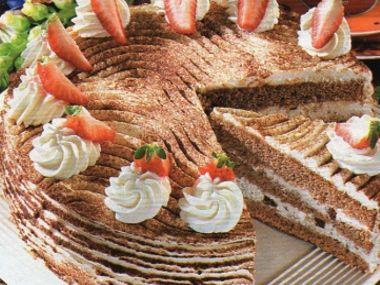 Panský dort od Cvikovské babičky