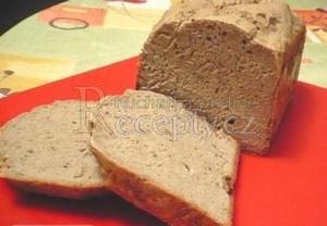 Výborný chléb s pohankovou moukou