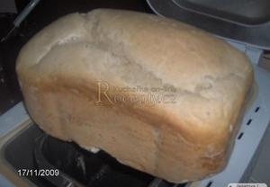 Úplně obyčejný hrnkový chleba