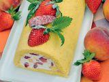 Mozaikový ovocný tunel recept