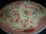 Těstoviny primavera recept
