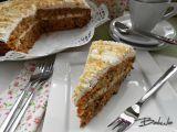 Velikonoční mrkvový dort II. recept