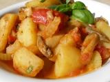 Sicilské brambory recept