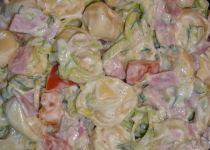 Salát s hovězím masem recept