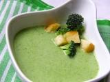 Brokolicový krémík recept