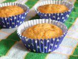 Mrkvové muffiny se slunečnicovými semínky recept