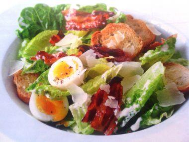 Salát Caesar 2
