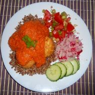 Indická kofta recept