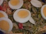 Fazolky s vejci recept