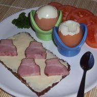 Vařená vejce recept