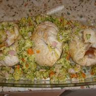 Kuřecí měšec recept
