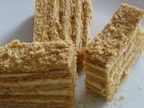Medový dort recept