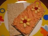 Pomazánka ze sojových bobů recept