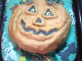 Dort na Halloween recept