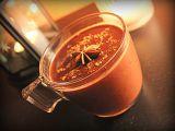 Domácí horká čokoláda se skořicí recept