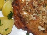 Celerové placky s ořechy recept