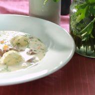 Králičí ragú polévka recept