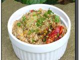 Salát z quinoy a pečené zeleniny recept