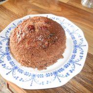 Hrnková buchta z mikrovlnky recept