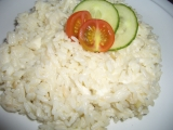 Rizoto s Mazzarellou a nivou (gorgonzolou) recept