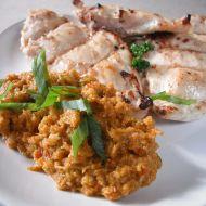 Pikantní kuřecí prsa na roštu recept