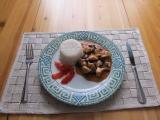 Kureci prsicka s cervenymi fazolemi recept