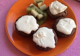 Kakaovo-ovesné muffiny recept