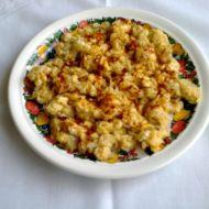 Míchaná vejce s ředkvičkou recept