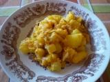 Sýrové brambory recept