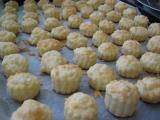 Překládané tvarohové pagáčky recept