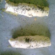 Domácí slané rohlíčky recept