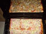 Pizza duo recept