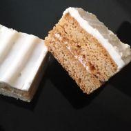 Karamelové řezy bez lepku recept