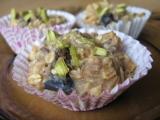 Zdravé celozrnné muffiny recept