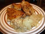 Kuře na kysaném zelí recept