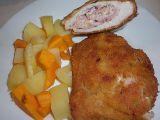 Medvědí tlapy s bramborem a batátou recept
