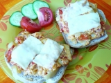 Lečové chlebíky recept