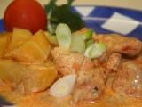 Kuřecí maso na smetaně recept