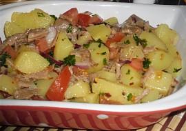 Italsky bramborový salát recept