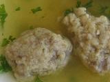 Knedlíčky do polévky z králičích jater recept