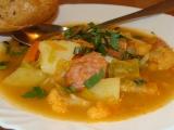 Zeleninová polévka  sytá recept