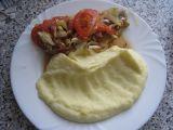 Pangas zapečený se zeleninou recept